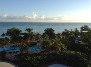 view from room_jamaica_2014xmas